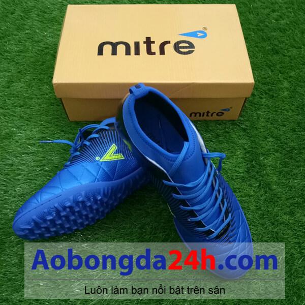 Giầy bóng đá Mitre 161110 màu xanh dương-00