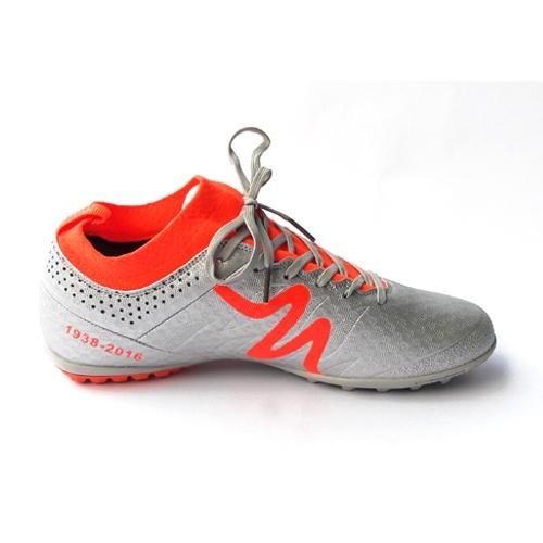 Giày bóng đá Mitre 160603 cổ cao màu bạc - 03