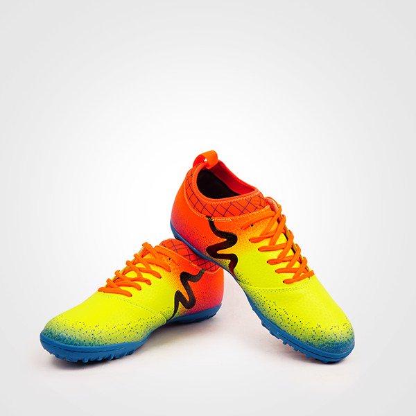 Giày bóng đá Mitre 161130 màu vàng-02