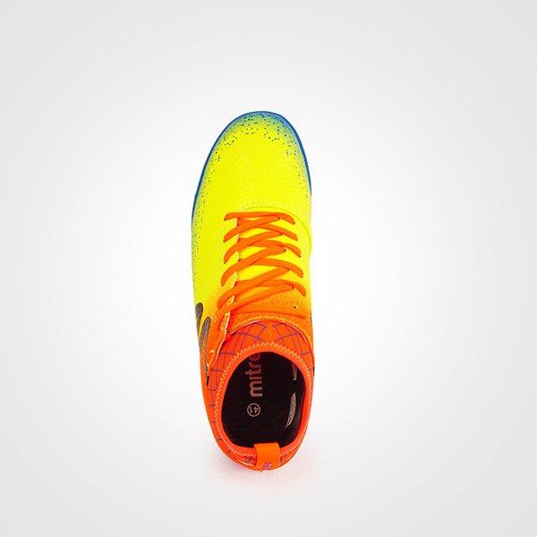 Giày bóng đá Mitre 161130 màu vàng-04