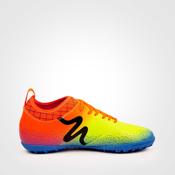 Giày bóng đá Mitre 161130 màu vàng-05