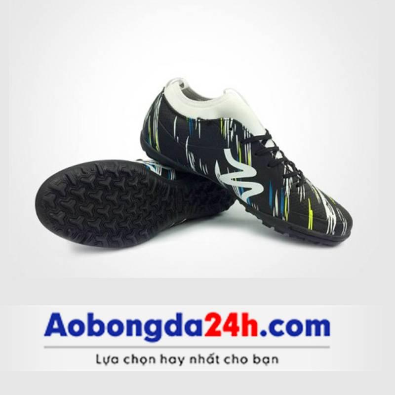 Giày đá bóng Mitre 160930 màu đen-01