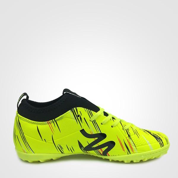 Giày bóng đá Mitre 160930 màu vàng cổ cao-03