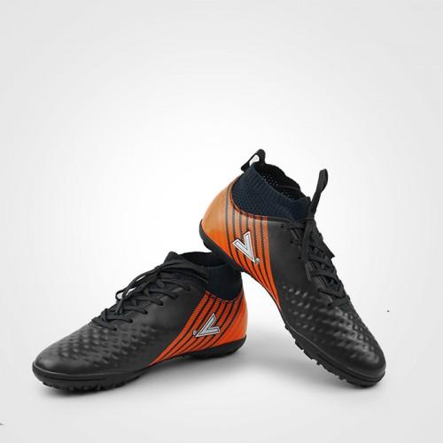 Giày đá bóng 170434 màu đen cổ cao-02