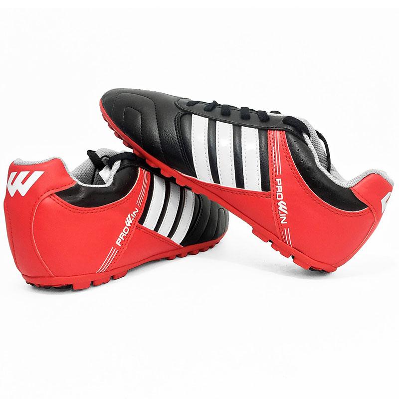 Thân giày Prowin 3 sọc làm từ da PU-2