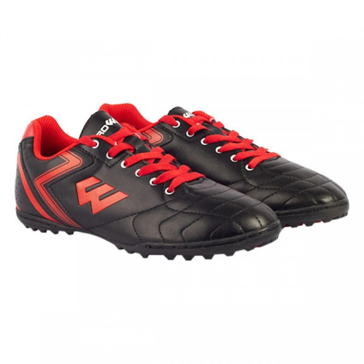 Giầy đá bóng sân cỏ nhân tạo Prowin Fx màu đen 05