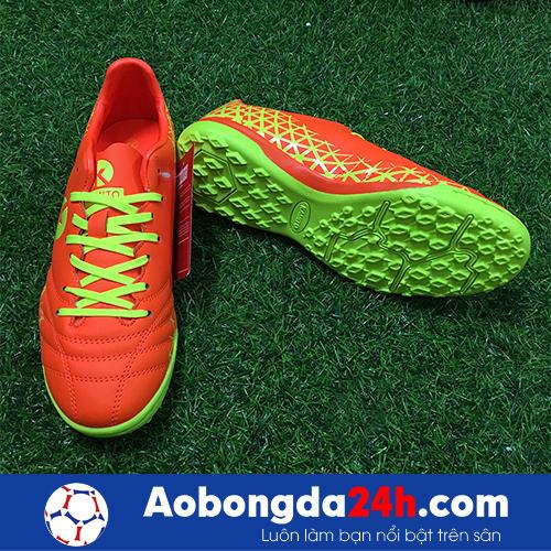 Giầy bóng đá Kamito Spada màu Cam mẫu 02 -3