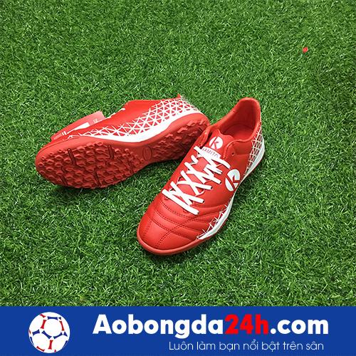 Giầy bóng đá Kamito Spada màu đỏ mẫu 01 -1