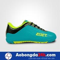 Giầy đá bóng trẻ em Ebet EB 6302 - Màu Xanh ngọc