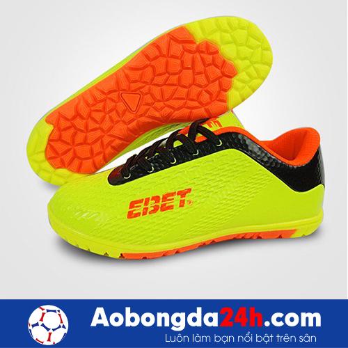 Giầy đá bóng trẻ em Ebet EB6302 màu Vàng 15