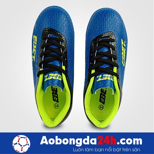 Giầy đá bóng trẻ em Ebet EB6302 màu Xanh dương 13