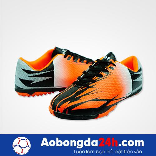 Giầy đá bóng trẻ em Ebet EB201 Cam 11