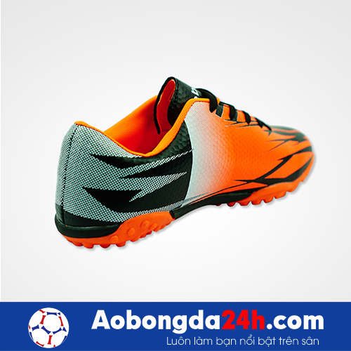 Giầy đá bóng trẻ em Ebet EB201 Cam 15