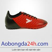 Giày đá bóng Mitre 180204B thấp cổ màu đỏ