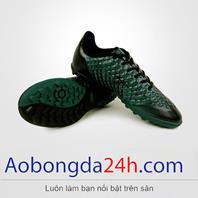 Giày đá bóng Mitre 180204B xanh rêu cổ thấp
