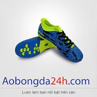 Giày đá bóng EBET trẻ em 6312 xanh dương chính hãng Động Lực