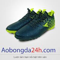 Giày đá bóng Mitre 181045 cao cổ xanh navy
