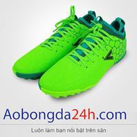 Giày đá bóng Mitre 181045 xanh noen cao cổ