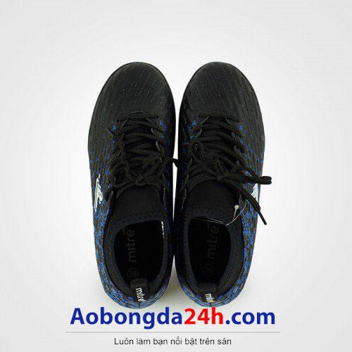Giày đá bóng Mitre 170501 màu đen mẫu 29-3