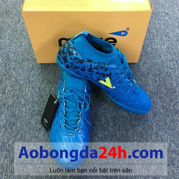 Giày Mitre 170501 màu xanh dương cao cổ-01