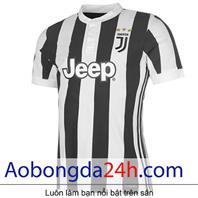 Áo bóng đá Juventus 2017-2018 sân nhà