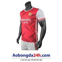 Áo bóng đá Arsenal 2020 - 2021 sân nhà