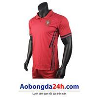 Áo đấu Bồ Đào Nha 2020-2021 màu đỏ