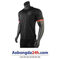 Áo đội tuyển Đức Euro 2021 màu đen