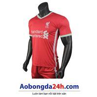 Áo đấu clb Liverpool 2020-2021 sân nhà màu đỏ