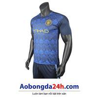 Áo đấu Clb Manchester City mẫu mới mùa giải 2020 -2021