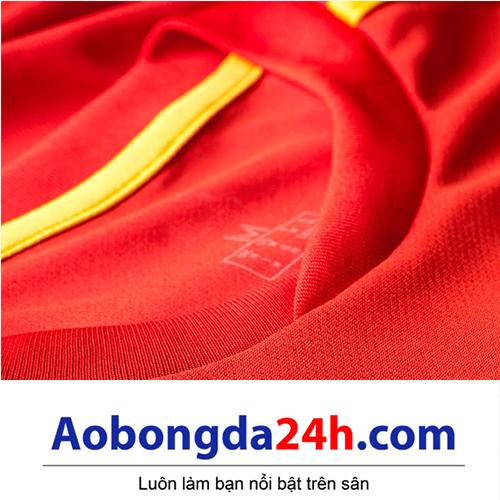 Quần áo thể thao trẻ em đội tuyển Tây Ban Nha 2018-2019 sân nhà
